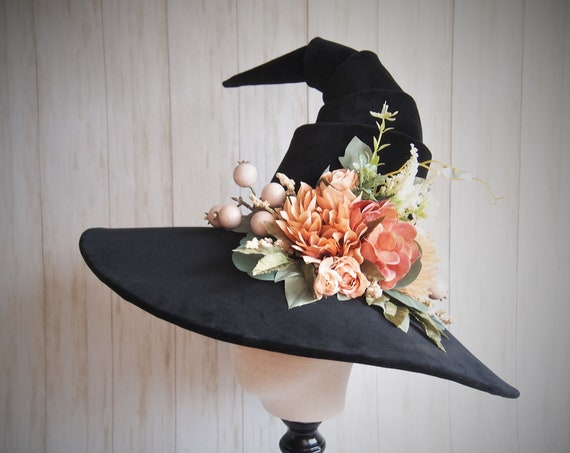 """Witch Hat """"Peachy Keen"""""""