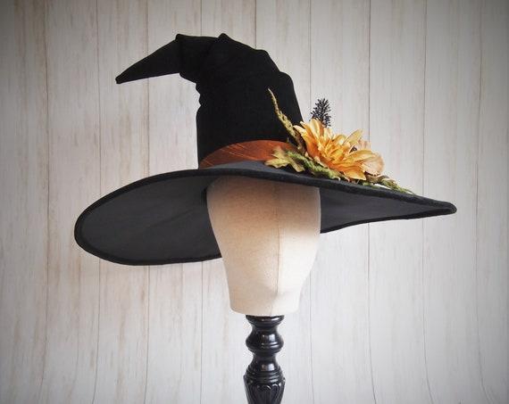 """Witch Hat """"Autumn Walk"""""""