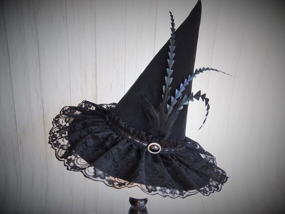 """Witch Hat """"Victoria"""""""