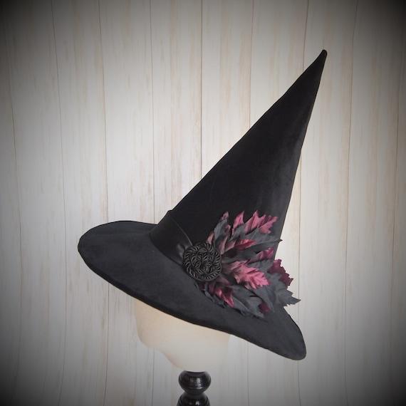 """Witch Hat """"Miss Maggie"""""""