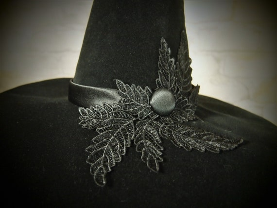"""Witch Hat """"Little Lacey"""""""