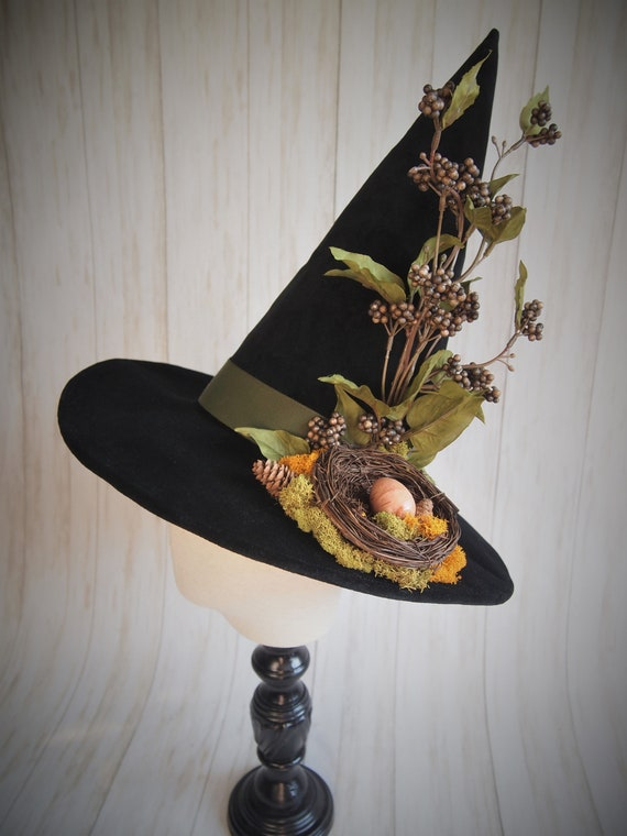 """Witch Hat """"Charming Chirp"""""""