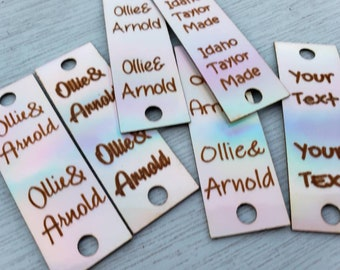 Holographic Tags