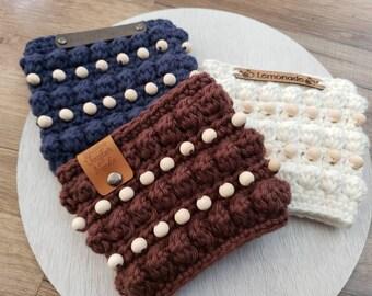 Country Road Travel Mug Cozy  Crochet Pattern! PDF Digital File!  Coffee Mug Cozy!  Cup Cozy!