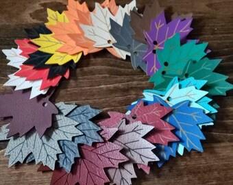 Leaves & Stems