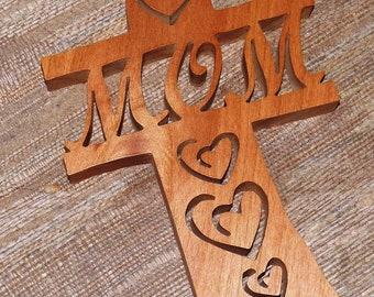 mom cross