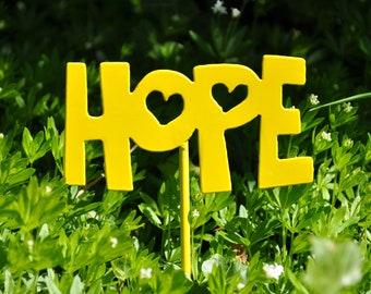 Hope Garden Stake Ornament