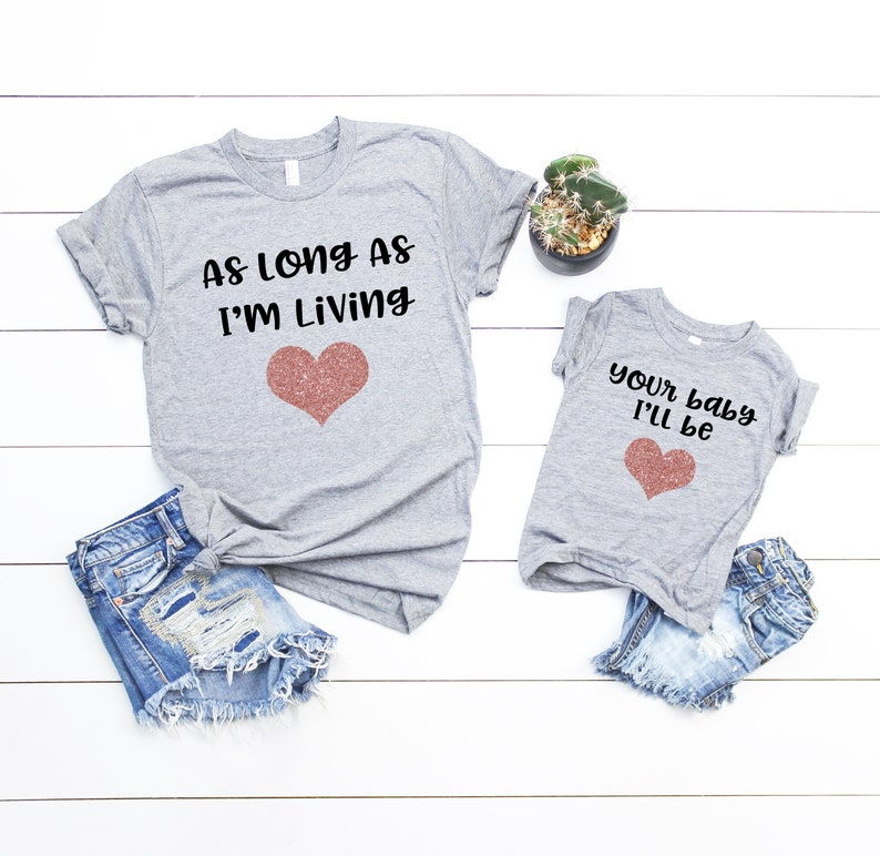 9a65a4a317 Mommy and Me Outfits Matching Mother Daughter Outfits Mom   Etsy