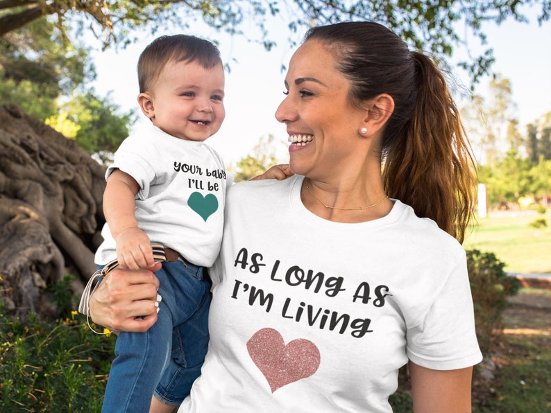20d392f4a4e62 Matching Mother Son Outfits Mom and Baby Matching Mommy and
