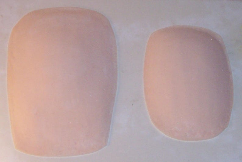 Hip Enhancer Pads/Forms 1 Pair Body Shaping image 0