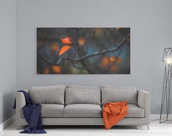 Orange Leaf - Fall Almost Gone