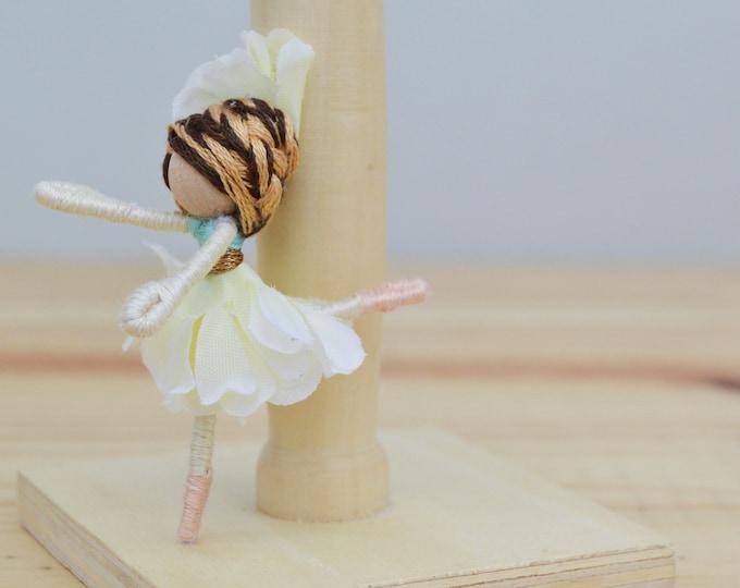 Ballet Doll, Ballerina Doll, Dance Recital Gift, Fairy Ballerina Doll
