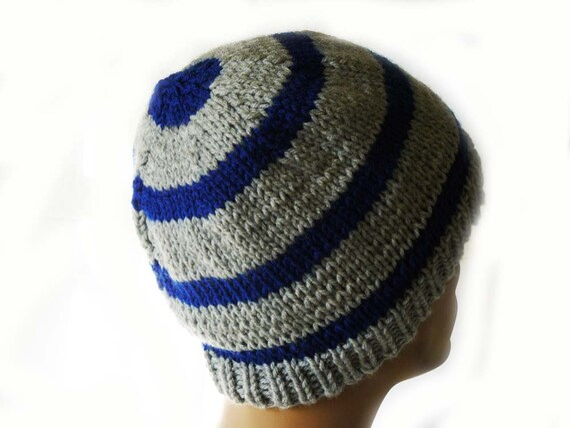 Knitting Pattern Knit Beanie Pattern Mens Knit Hats Patterns Knit