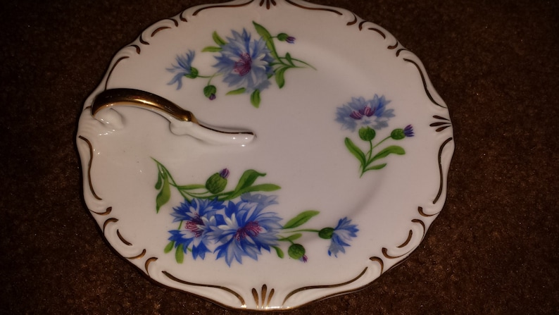 Meadow Belle by Rosetti Handled Serving Dish