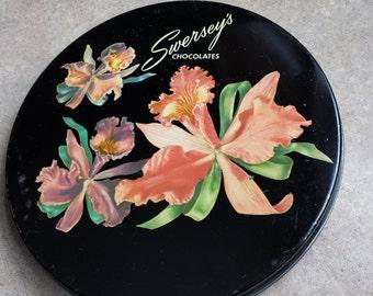 Vintage Swersey's Chocolate Tin