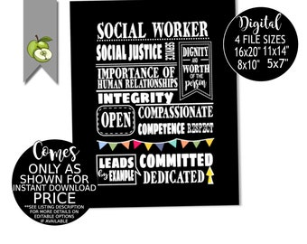 image about Nasw Code of Ethics Printable referred to as Code of ethics Etsy