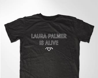 T-shirt Laura Palmer MANI