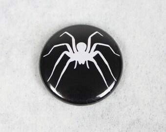Spider Attack Button, black