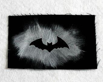GLOW BAT/ Bat Patch Fluorescent