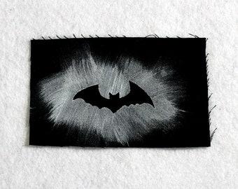 BAT/ Bat - Patch, white