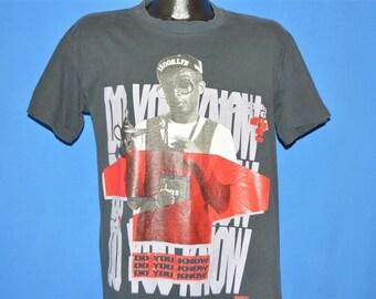 78e393095121b 90s Nike Spike Lee Do You Know  Mars Blackmon t-shirt Small