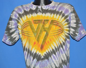 90s Van Halen For Unlawful Carnal Knowledge t-shirt Large 5c1c7e267