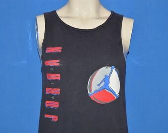 110d95f319 90s Nike Michael Jordan Tank Top Youth Medium