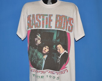 90s Beastie Boys Ill Communication Tour 1995 t-shirt Extra Large c1685ed69