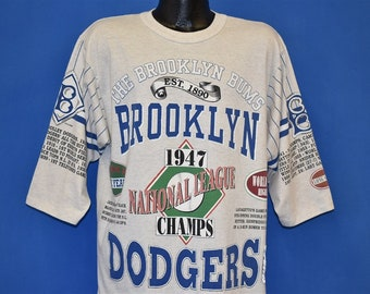 5c41b955 90s Brooklyn Dodgers National League Champs t-shirt Large
