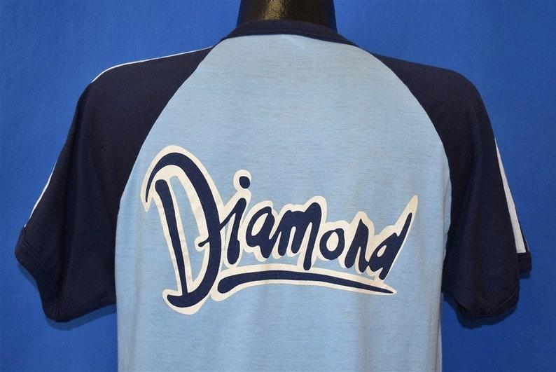 80s Neil Diamond World Tour 1983 Jersey t-shirt Large