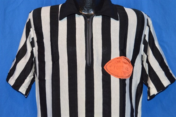 50s Referee Western Connecticut Football Jersey La