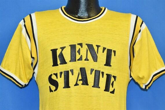 70s Kent State University Jersey Ringer t-shirt Sm