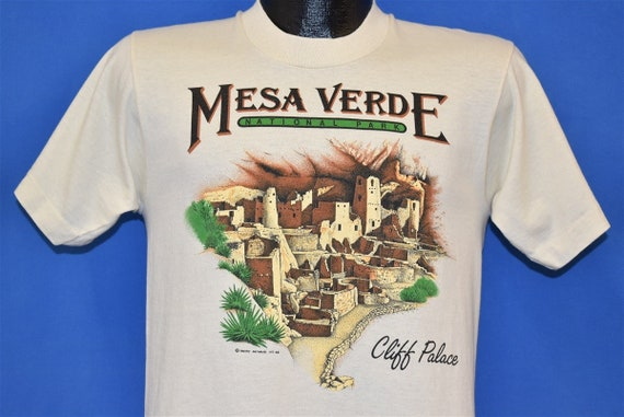 80s Mesa Verde National Park t-shirt Small