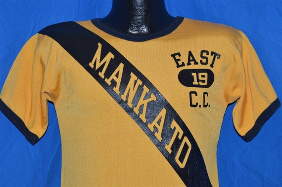 70s Mankato East Ringer t-shirt Small