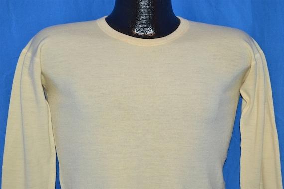40s Shepherd Pure Wool WW2 Undershirt Small