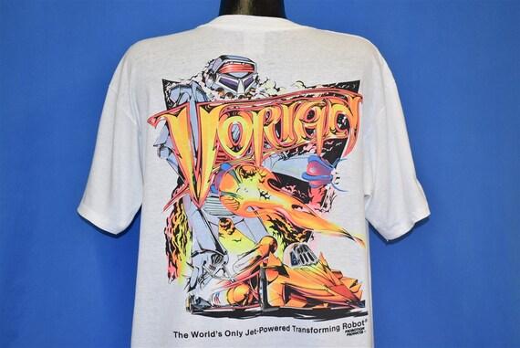 90s Vorian Jet Powered Transforming Robot Monster