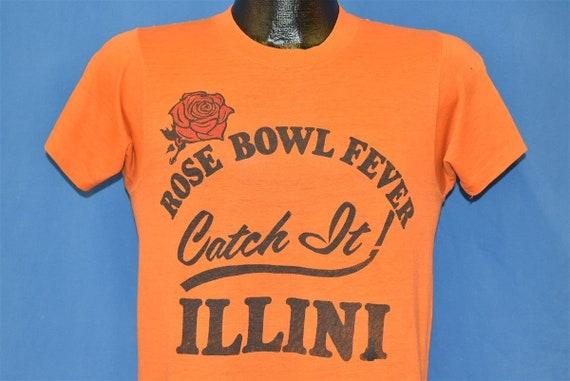 80s Illinois Fighting Illini Rose Bowl '84 t-shirt