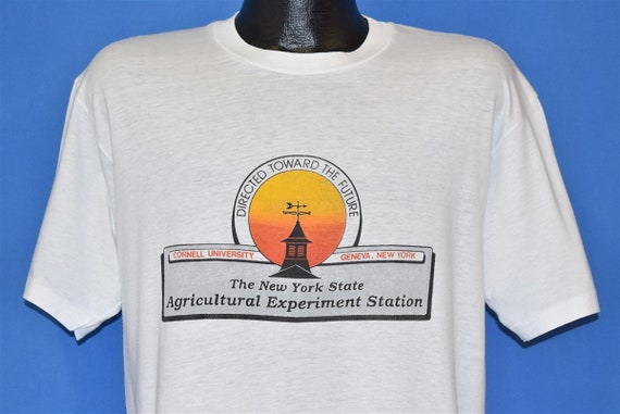 80s Cornell University New York Agricultural Exper