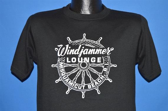 80s Windjammer Lounge t-shirt Medium - image 1