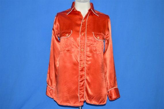 40s H Bar C Ranchwear Celanese Women's Western sh… - image 2