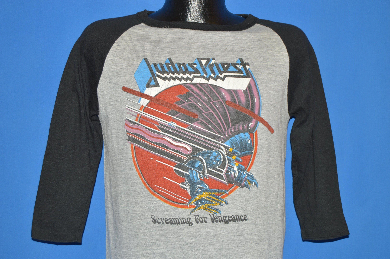 80 t-shirt s Judas Priest Screaming For Vengeance Tour t-shirt 80 Medium 43a6f8