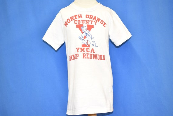50s North Orange County YMCA Camp t-shirt Youth M… - image 2