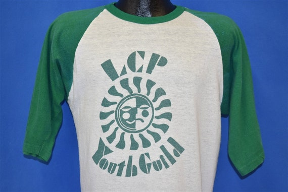 70s LCP Youth Guild Sunset t-shirt Large
