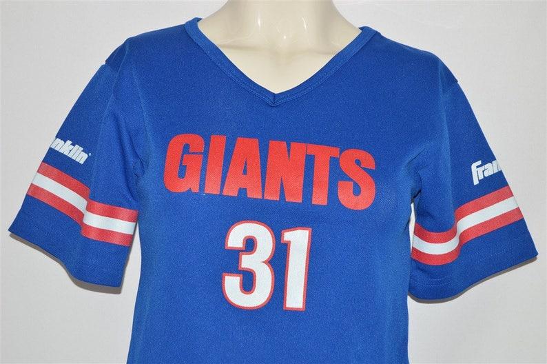 2561e2f0c 80s New York Giants Jersey t-shirt Youth Medium | Etsy