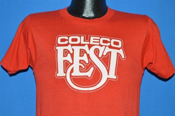 80s Coleco Fest Classic Video Game Festival t-shir