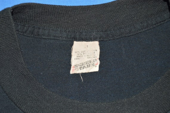 90 s baiser chaud à l'ombre de 1990 Medium Tour t-shirt Medium 1990 1973b7