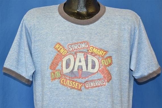 70s Dad Poopsie Ringer t-shirt