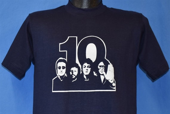 70s The Beatles 10 Year Anniversary Fab Four Rock