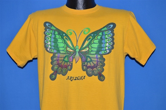 60s Arizona Butterfly t-shirt Medium