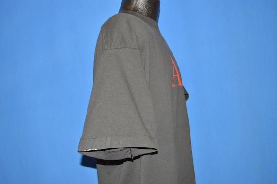 90 90 90 s Aetna Insurance arc en ciel Logo t-shirt Extra Large 9826b1